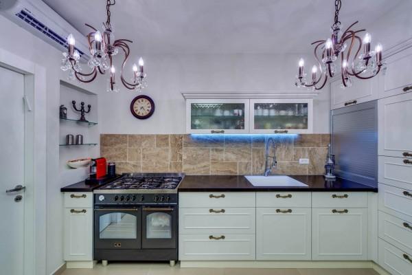 מטבח כפרי פרובנס